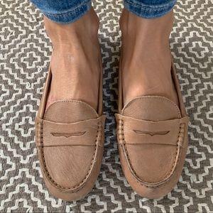 Gap Tan Loafers